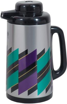 Aditya Peacock 1000 ml Flask(Pack of 1, Multicolor)