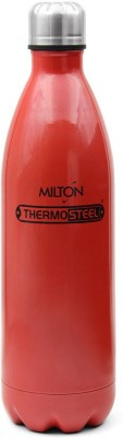 Milton Duo DLX 1000 ml Flask(Pack of 1, Red) at flipkart
