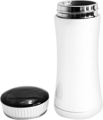 DIZIONARIO PowerPlus Hot & Cold Water Bottle White 350 ml Flask(Pack of 1, White) at flipkart