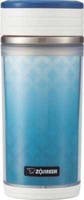 Zojirushi Vacuum Bottle-Zr-Smbte-35 Aa/S/S/./Blue 350 ml Flask(Pack of 1, Blue)