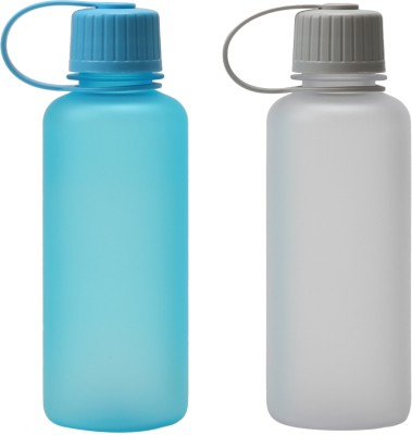 Boxmantra Colorful 500 ml Bottle(Pack of 2, Multicolor)