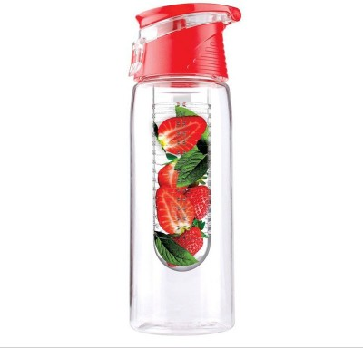ALTG Fruit Infuser 700 ml Bottle(Pack of 1, Red) at flipkart