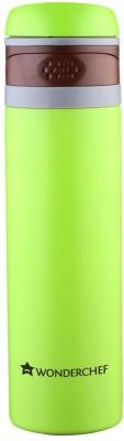 Wonderchef Quench 500 ml Bottle(Pack of 1, Green) at flipkart