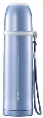 Zojirushi Zr-Ss-Pc25-Ah S/S Vacuum Bottle 0-25l-Metallic Lue 250 ml Flask(Pack of 1, Blue)