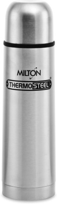 Milton Thermosteel 500 ml Flask(Pack of 1, Silver) at flipkart