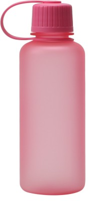Boxmantra Colorful 500 ml Bottle(Pack of 1, Pink)