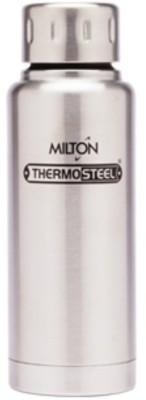 Milton Thermosteel Elfin 300 300 ml Flask(Pack of 1, Steel/Chrome)