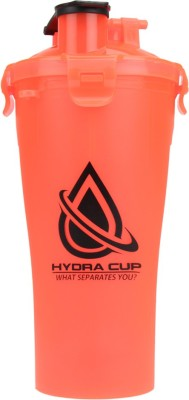 Hydra Cup Dual Shaker 887 ml Bottle(Pack of 1, Red)
