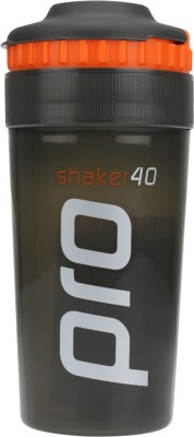 Shaker Pro 40 500 ml Bottle(Pack of 1, Black)