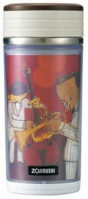 Zojirushi Vacuum Bottle-Zr-Smba-35-Ta/.35l/Brown 350 ml Flask(Pack of 1, Brown)