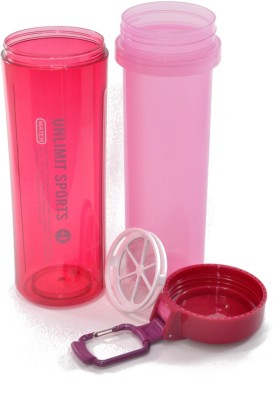 Ritwik RL02444-2 600 ml Bottle(Pack of 1, Pink)