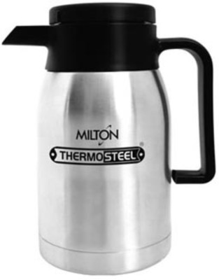 Milton Thermosteel Omega 500 500 ml Flask(Pack of 1, Steel/Chrome)
