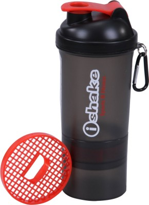 iShake 19 500 ml Shaker, Sipper(Red)  available at flipkart for Rs.250