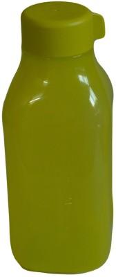 Tupperware Square 500 ml Bottle Yellow, Plastic