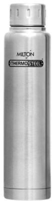 Milton Thermosteel Elfin 500 500 ml Flask(Pack of 1, Steel/Chrome)