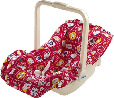 Infanto Babylove Carry Rocker(Red)