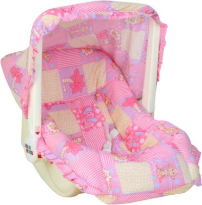Infanto BABYLOVE CARRY ROCKER DLX - Pink Non-electric Bouncer(Pink)