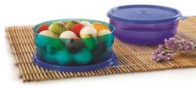 Tupperware Polypropylene Bowl Set(Green, Blue, Pack of 2)  available at flipkart for Rs.550