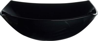 LUMINARC 1pc Quard Black Dry Fruit Melamine Vegetable Bowl Black, Pack of 1 LUMINARC Bowls