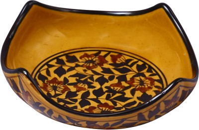 Caffeine Brown Sehra Stoneware Bowl(Multicolor, Pack of 1)  available at flipkart for Rs.899