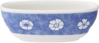 Villeroy and Boch V & B Floral Dessert Porcelain Bowl Set(White, Blue, Pack of 6) at flipkart