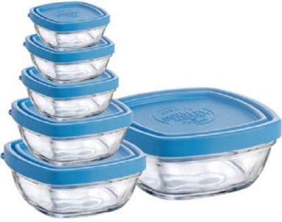 Duralex Borosilicate Glass Bowl Set(Clear) at flipkart