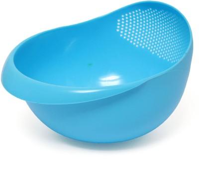 Insasta Washable Fruits Plastic Bowl(Blue, Pack of 1) at flipkart