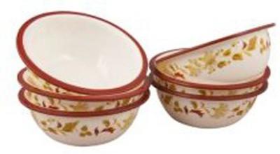 Nayasa Plastic Bowl Set(Brown) at flipkart