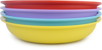 Tupperware Plastic Bowl Set(Multicolor, Pack of 4)  available at flipkart for Rs.499
