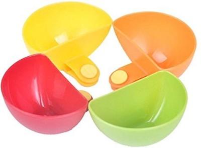 futaba Plastic Sauce Bowl Multicolor, Pack of 4 futaba Bowls