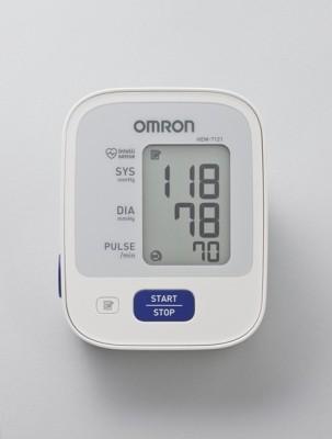 Omron HEM-7121 Bp Monitor