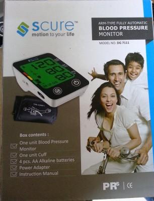 Scure DG7111 Blood Pressure Monitor