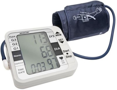 Dr. Gene Accusure TS Automatic Blood Pressure Monitor Bp Monitor(White)  available at flipkart for Rs.1239