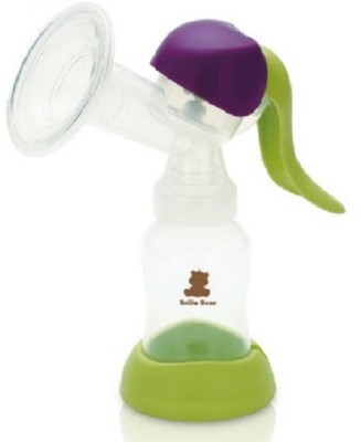 Medfirst Massage Breast Pump  - Manual(Green)