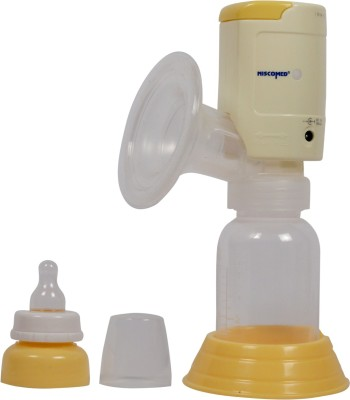 Niscomed Breast Pump  - Electric(White, Yellow)
