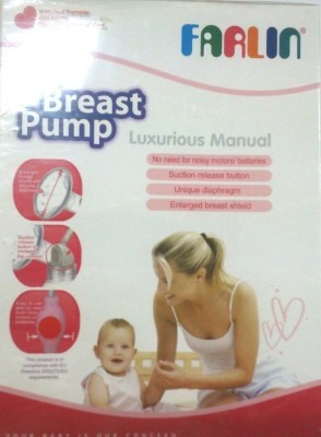 Farlin Manual Breast Pump  - Manual