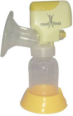 Medfirst Electric Breast Pump  - Electric (Yellow)