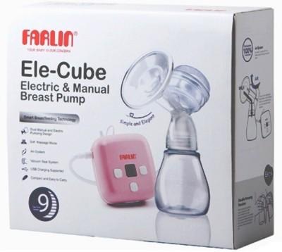 Farlin Farlin Electric & Manual Breast Pump  - Electric(Pink) at flipkart