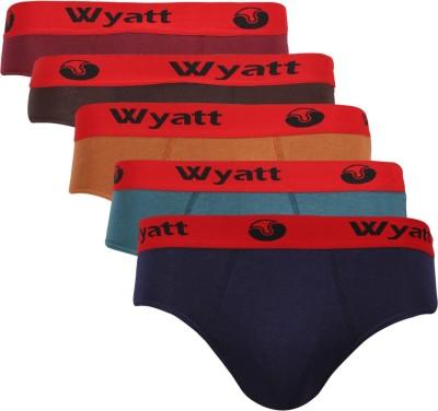 Wyatt Men Brief(Pack of 5)