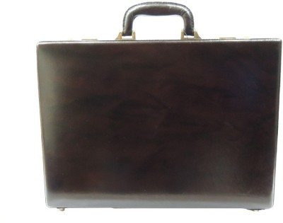 Mex Sleek Medium Briefcase - For Men(Red) at flipkart