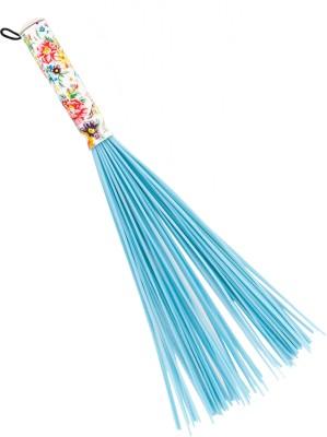 Vimal Tin Tin 20 Printed Plastic Wet and Dry Broom(Multicolor, Pack of 1) Flipkart
