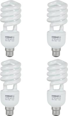 Eveready ELS 27W CFL Bulb (White, Pack of 4) Image