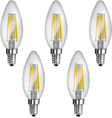 Imperial-JP02-4W-E14-LED-Filament-Bulb-(White,-Pack-Of-5)