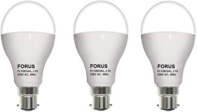 FORUS-12-W-FL12B22AL-LED-B22-Bulb-Cool-White-(pack-of-3)
