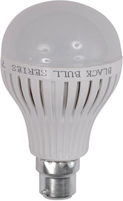 Black-Bull-Series-7W-B22-LED-Bulb-(White)