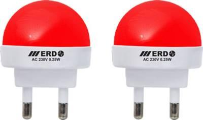 0.25-W-LED-Night-Lamp-Bulb-B23-Red-(pack-of-2)