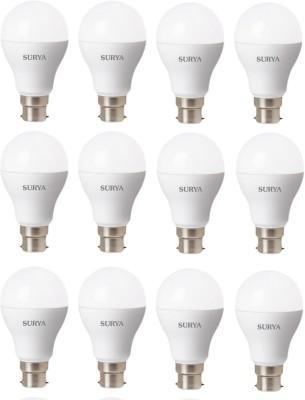 Surya-3W-White-270-Lumens-LED-Bulbs-(Pack-Of-12)