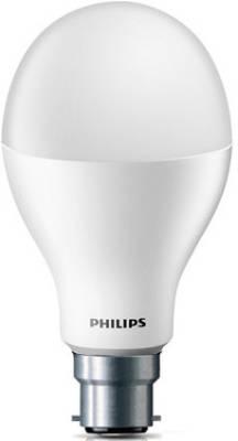 14-W-LED-Bulb-B22-Yellow
