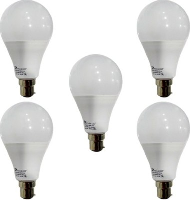 Syska-12-W-B22-PAG-LED-Bulb-(White,-Pack-of-5)