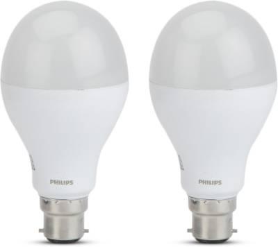 Steller-Bright-17W-LED-Bulb-(White,-Pack-of-2)-